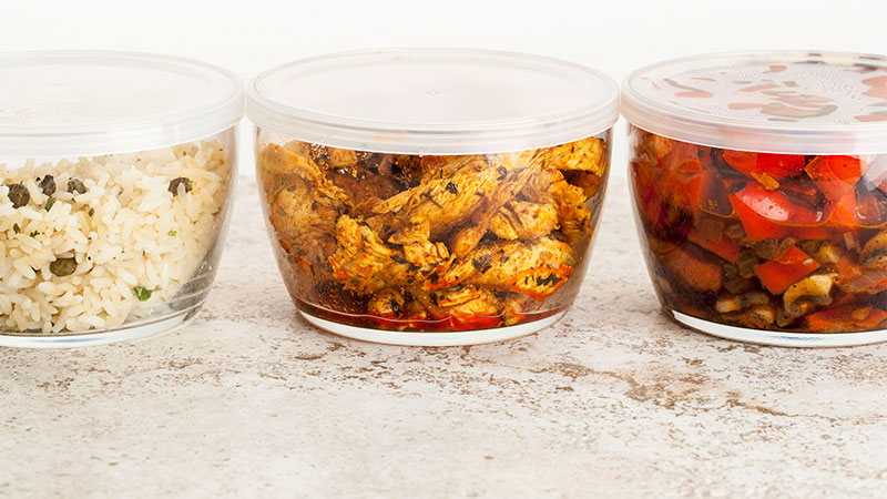 Diez consejos para almacenar sobras de comida de forma segura