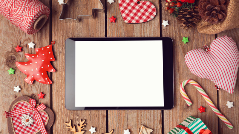 Las mejores aplicaciones para Navidad