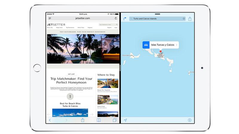 Cómo utilizar dos aplicaciones a pantalla dividida en tu iPad