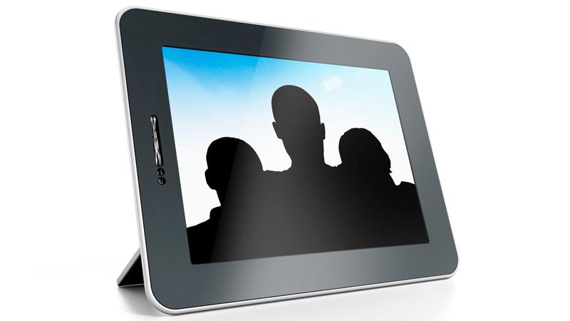 Aplicaciones para convertir tu tablet Android en un marco de fotos digital