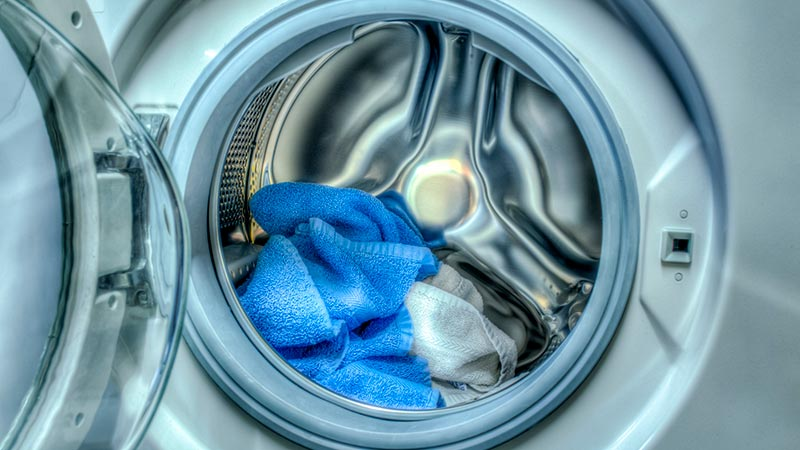 Errores que cometes al poner la lavadora