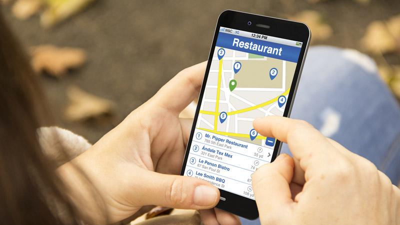 Aplicaciones para encontrar los mejores restaurantes