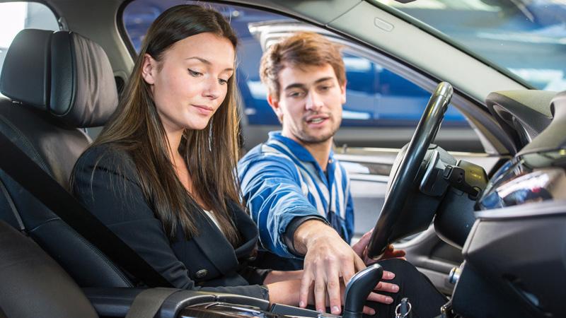 Aplicaciones para comprar coche de segundo mano