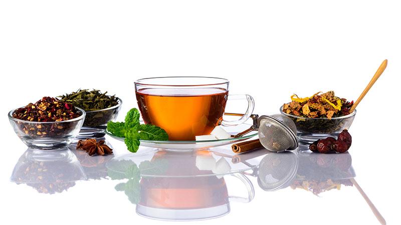 Clases de té y sus beneficios