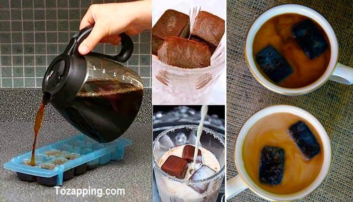 Cubitos de café