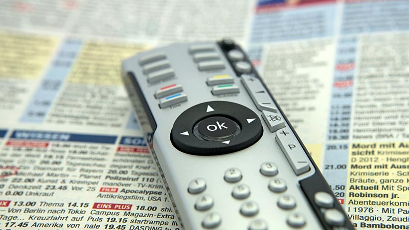 Cómo limpiar un mando a distancia