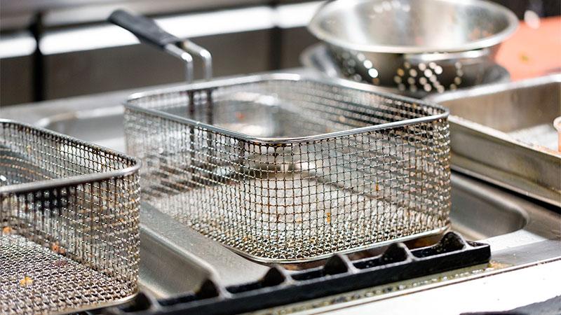Lugares donde se acumula la grasa en la cocina