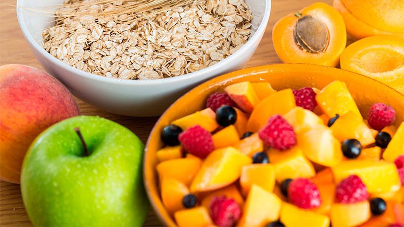 Cómo añadir más fibra a tu dieta