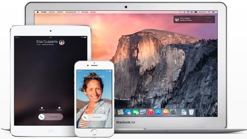 Cómo usar el Mac para realizar y recibir llamadas telefónicas de tu iPhone