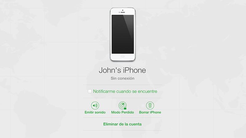 Cómo encontrar un iPhone o iPad perdido haciéndolo sonar