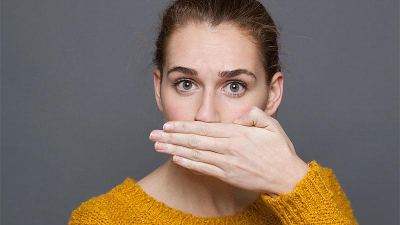 Remedios para acabar con la halitosis