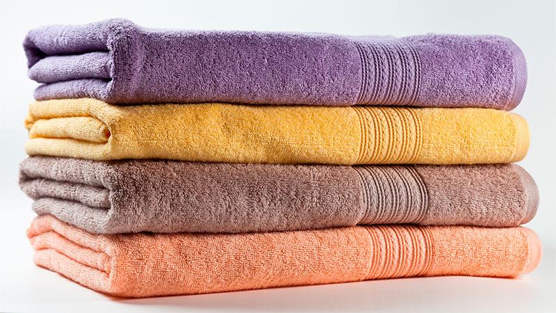 formas de estropear las toallas