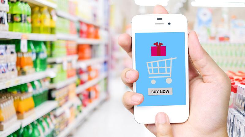 Páginas web para hacer la compra por Internet