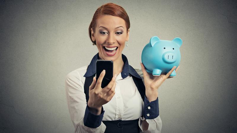 Aplicaciones para ahorrar en teléfono
