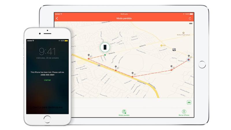 Cómo buscar tu iPhone en caso de robo o pérdida