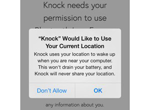 knock-vincular-dispositivos