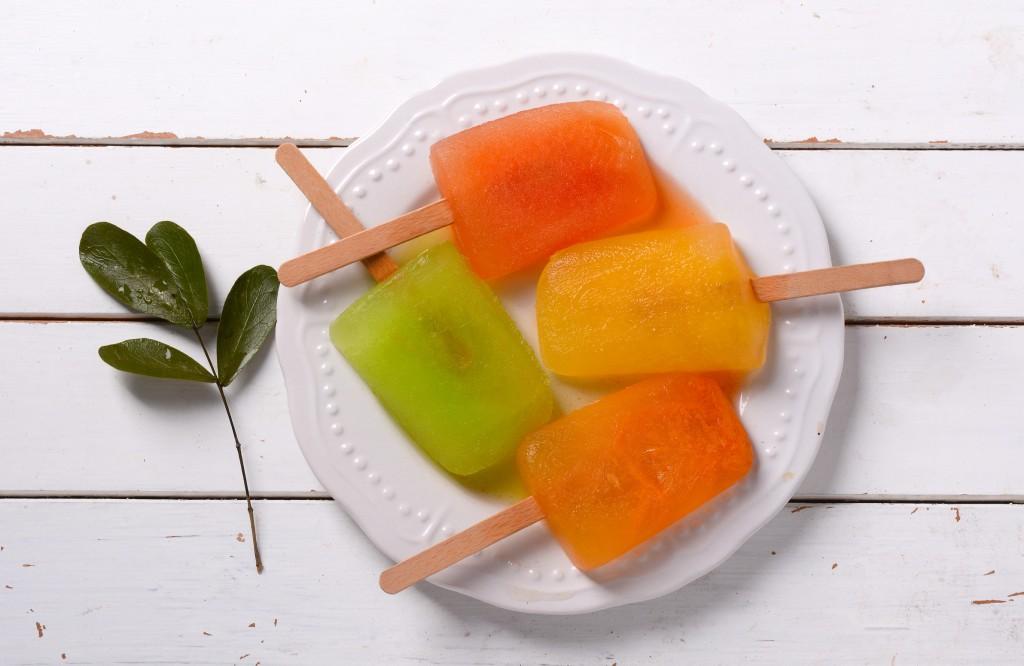 helados verduras