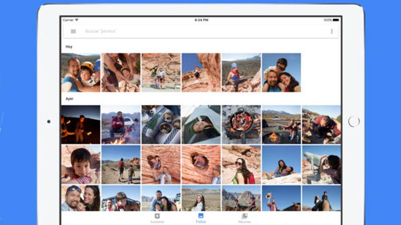 Cómo hacer un collage con Google Fotos