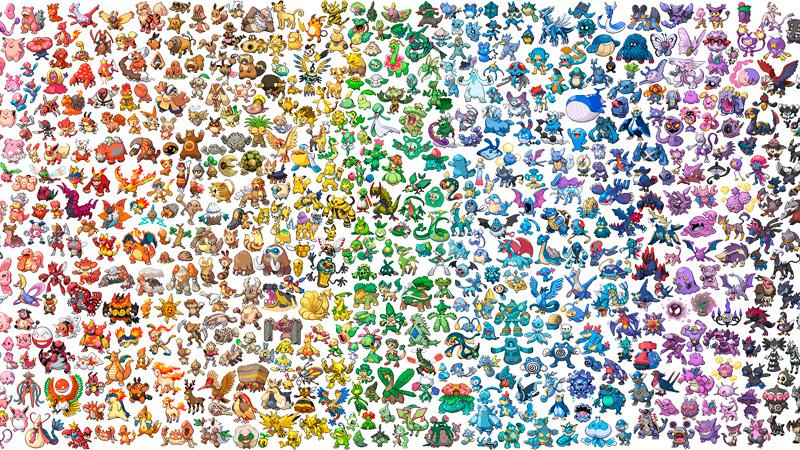 Los mejores juegos de Pokémon para tus hijos