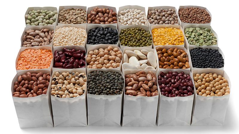 Tipos de legumbres y ventajas de su consumo