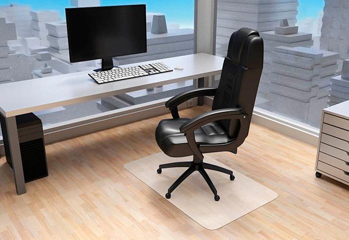 protector de suelo para silla giratoria