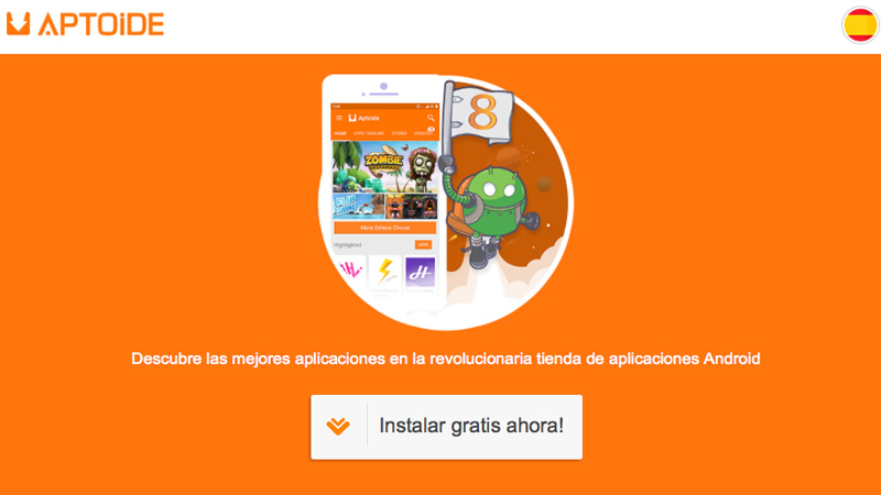 Tiendas de aplicaciones para Android como alternativa a Google Play