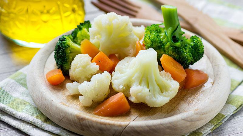 Trucos para cocinar verduras «al dente»