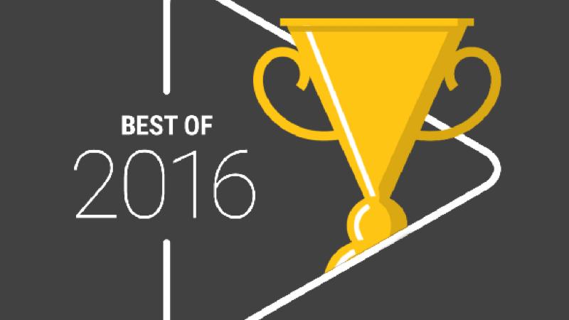 Las mejores aplicaciones de 2016 para Android