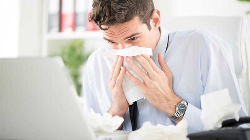 Cómo actuar en caso de resfriado
