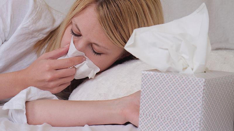 ¿Gripe o resfriado? Cómo diferenciarlos