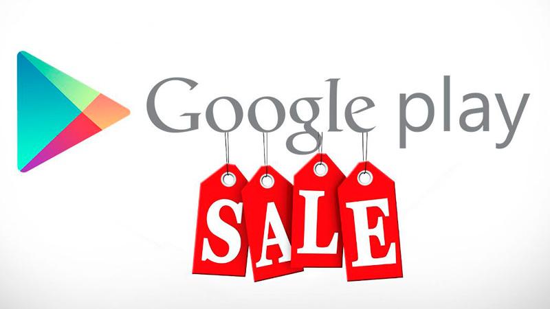 Ofertas navideñas de aplicaciones y juegos para Android