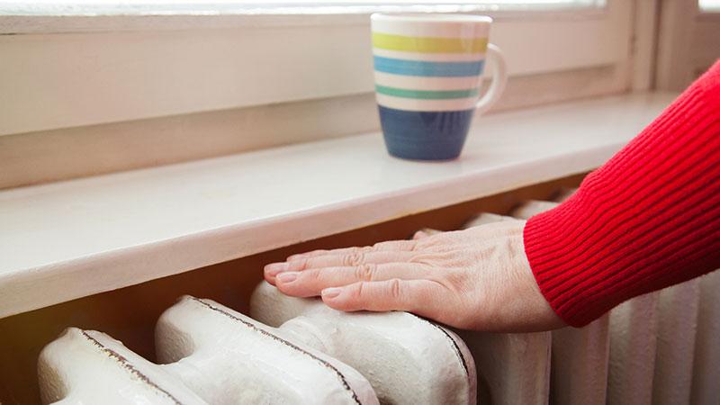 Trucos para mantener el calor en casa
