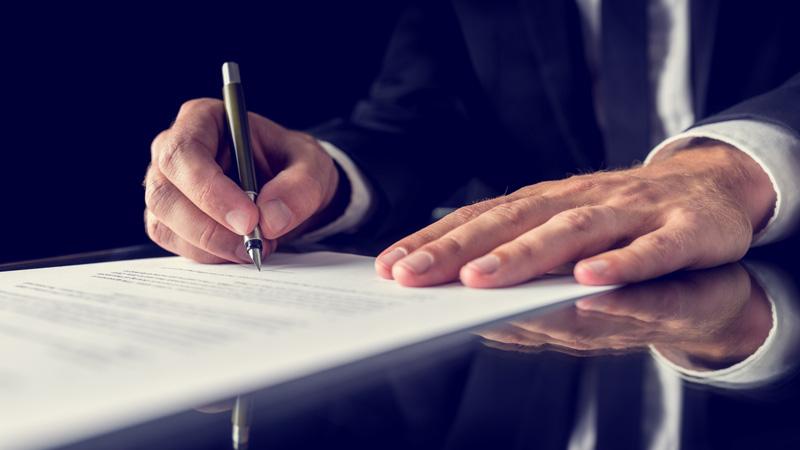 Aplicaciones para firmar documentos
