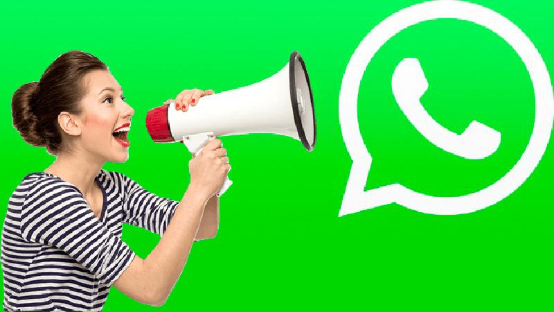 Cómo crear listas de difusión en WhatsApp