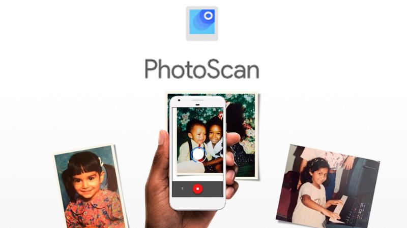 Cómo escanear fotos antiguas con Google PhotoScan