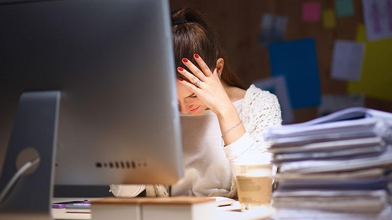 ¿Cuáles son los efectos físicos del estrés?