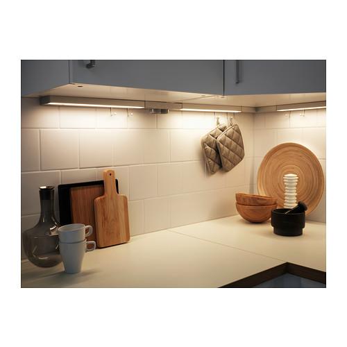 iluminación integrada de Ikea