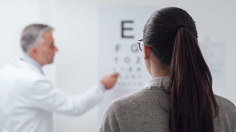 Trastornos de la vista comunes : ¿en qué consisten?
