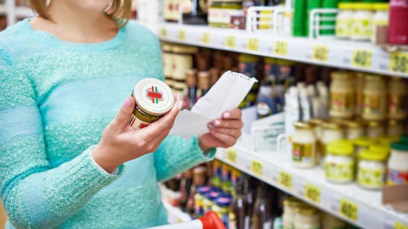 Cómo entender las etiquetas de los productos «sanos»