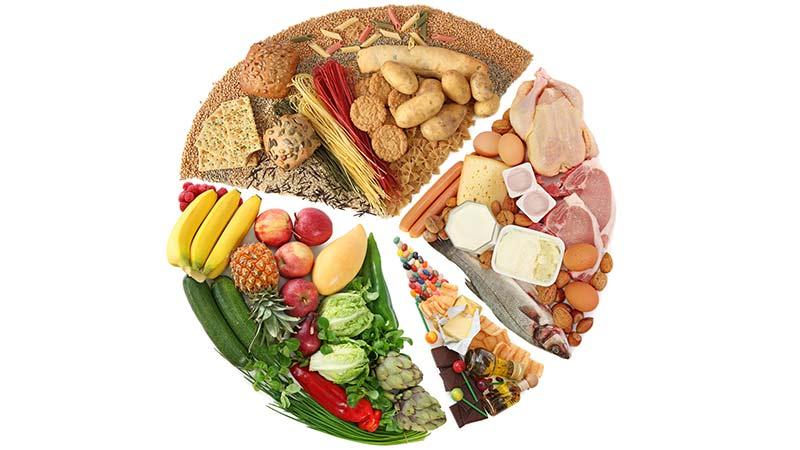La nueva pirámide nutricional española: ¿qué alimentos contiene?