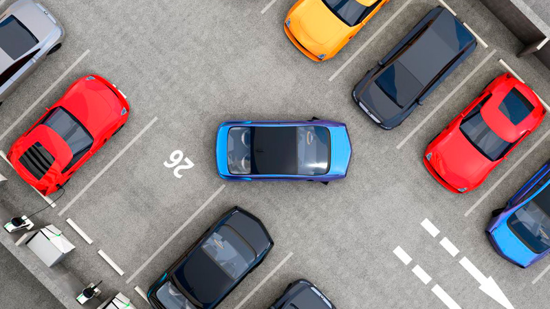 Cómo usar Google Maps para que te indique donde has aparcado