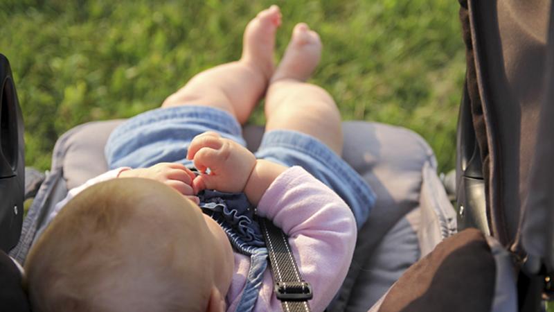 Bebé carrito