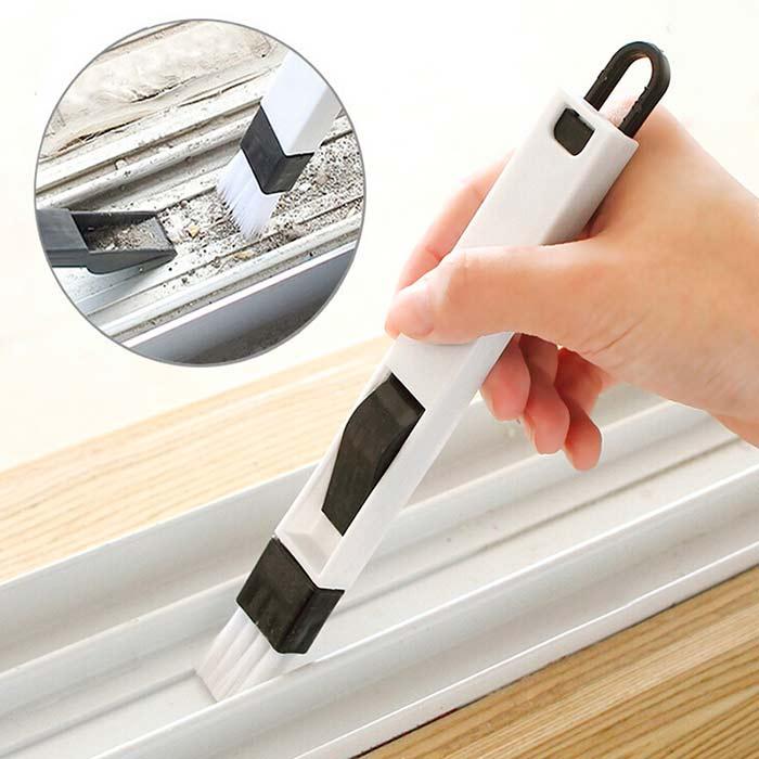 cepillo para ventanas y teclados