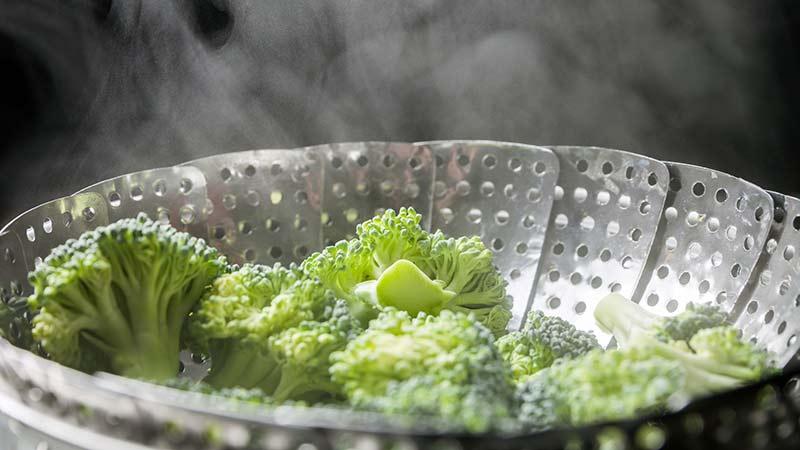 Formas de cocinar verduras al vapor