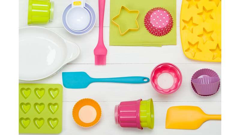 Cómo limpiar utensilios de silicona