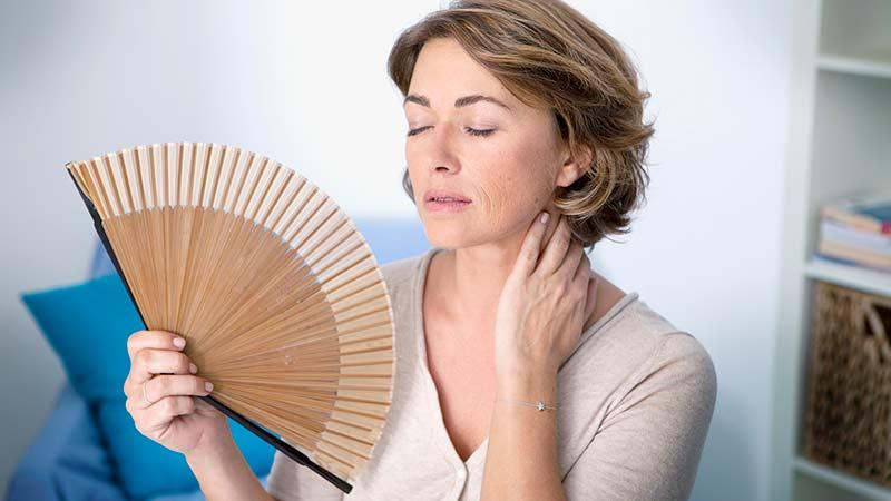 Consejos nutricionales para sobrellevar la menopausia