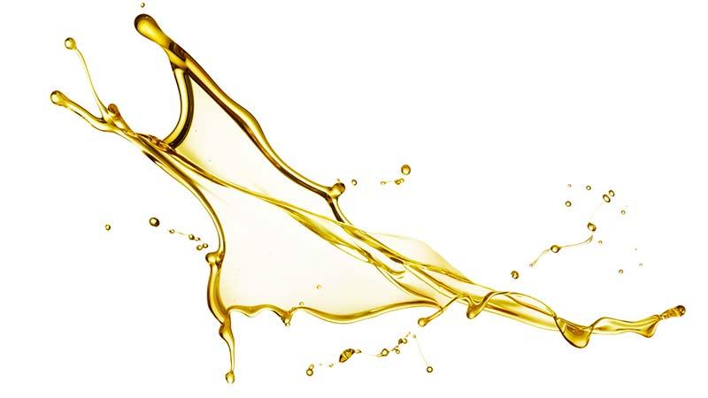 Trucos para limpiar manchas de aceite