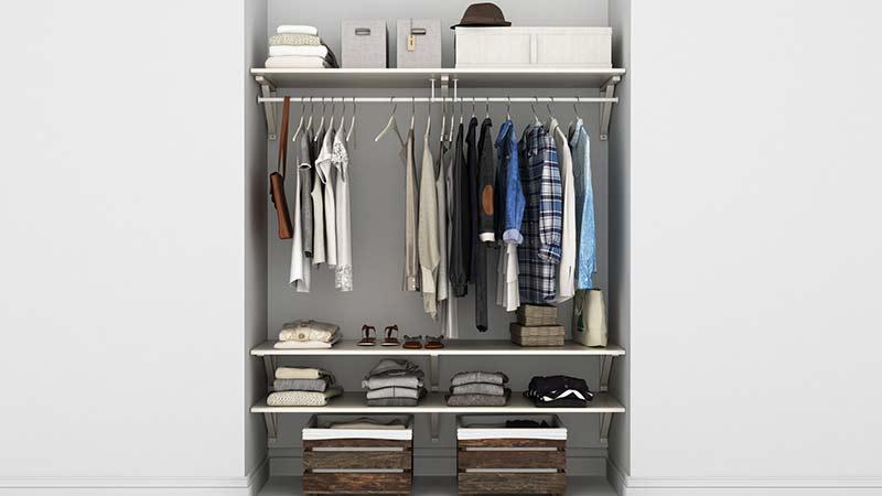 Trucos para mantener tu armario ordenado
