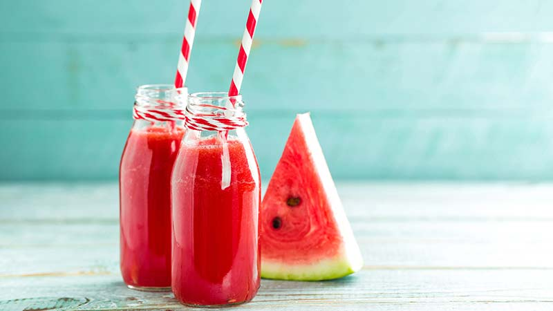 6 Beneficios para la salud del jugo de sandía y cómo hacerlo