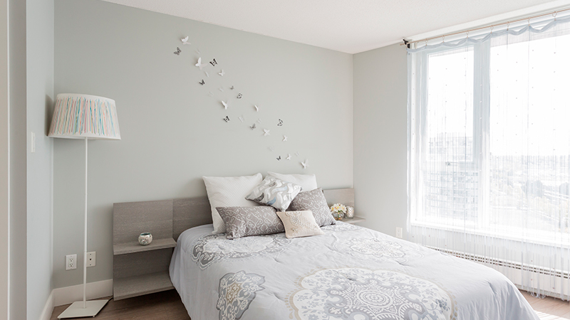 10 Colores relajantes para el dormitorio